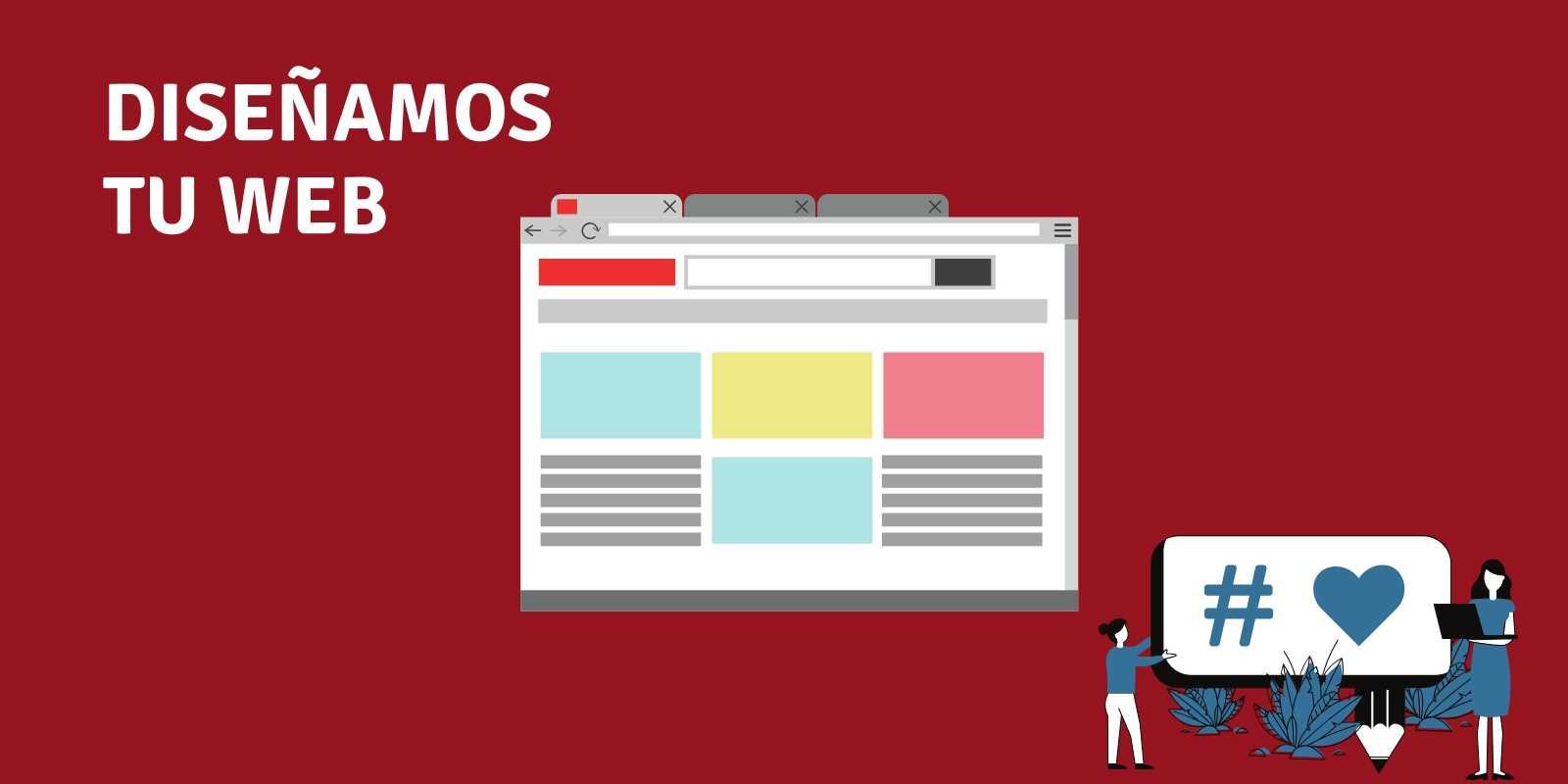 Marketing Digital, diseño web