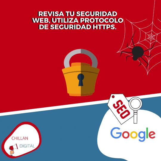 Consejos SEO para Posicionar tu web en Google 10