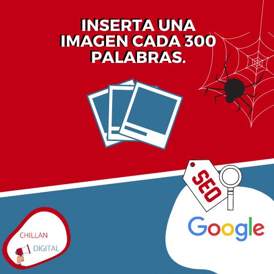 Consejos SEO para Posicionar tu web en Google 5