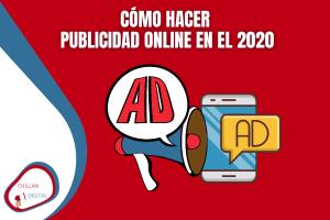 banner como hacer publicidad online