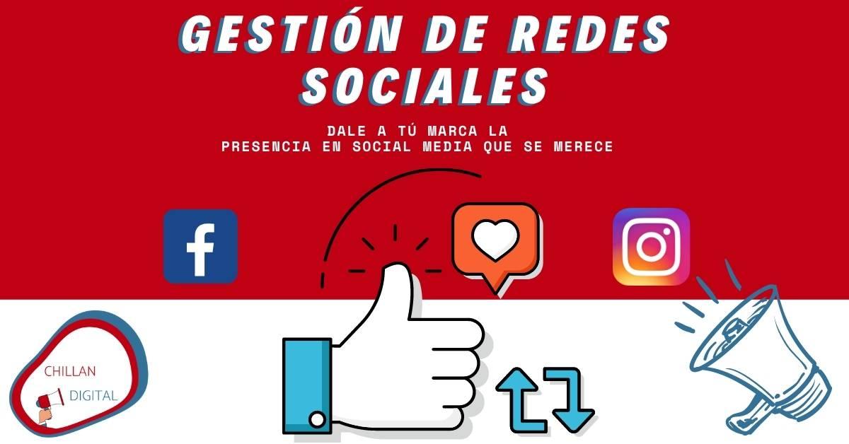 agencia de gestión de redes sociales en chile