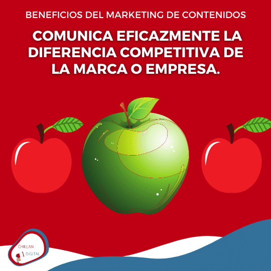 BENEFICIOS DEL MARKETING DE CONTENIDOS 3