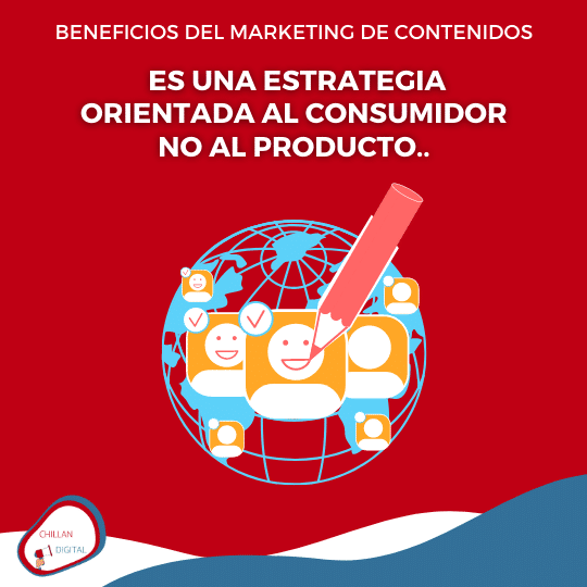 BENEFICIOS DEL MARKETING DE CONTENIDOS 6