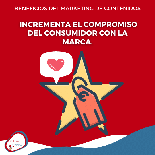BENEFICIOS DEL MARKETING DE CONTENIDOS 8