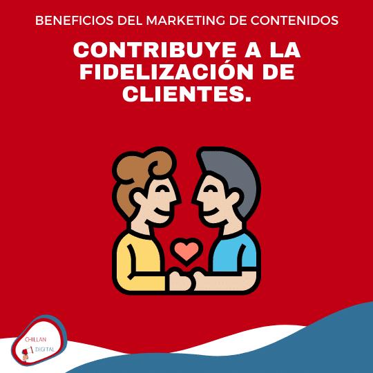 LOS BENEFICIOS DEL MARKETING DE CONTENIDOS 0