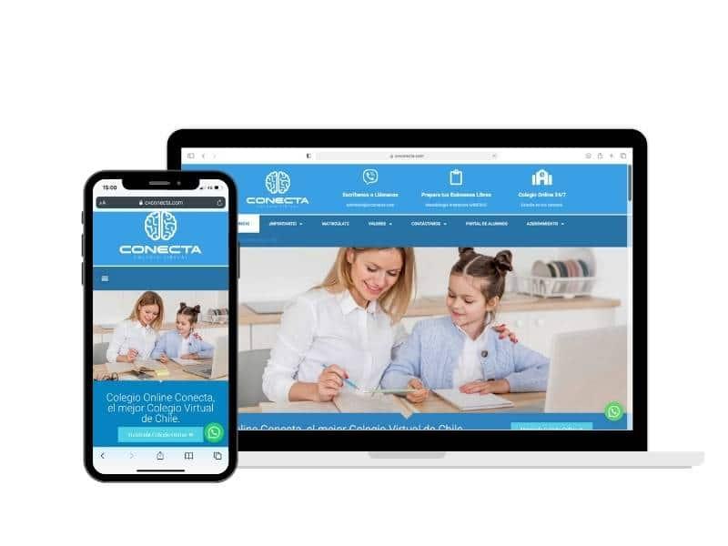 Colegio online conecta