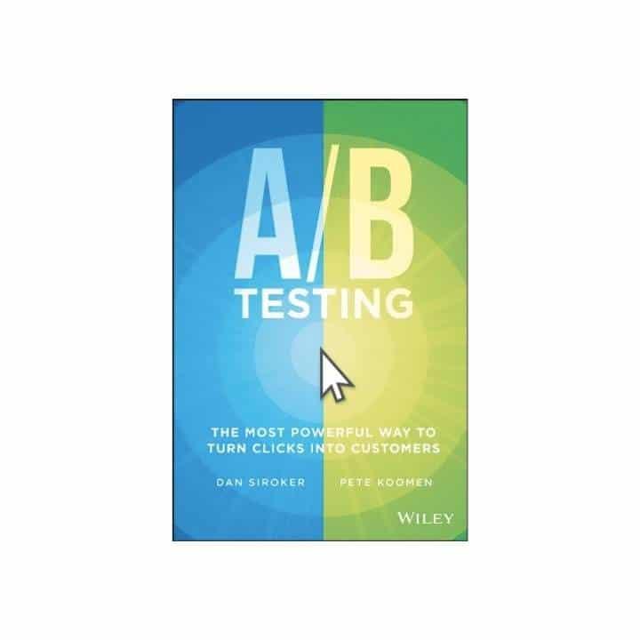Test A B libro
