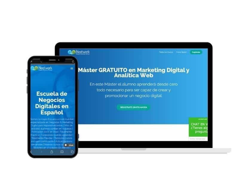 MASTER DE MARKETING DIGITAL GRATIS 2021