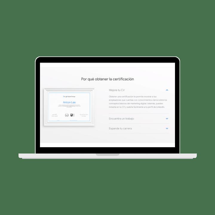Curso de marketing digital gratis con certificado