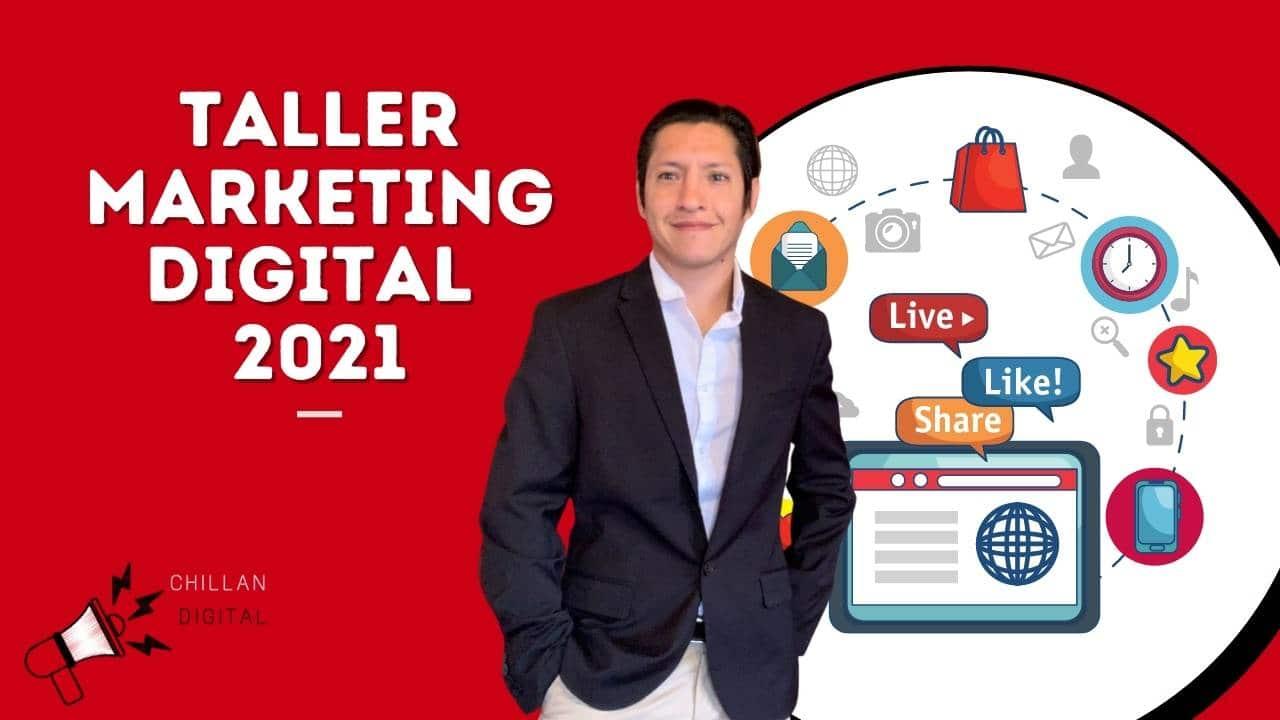 Taller de Marketing Digital